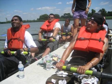 Rowing nyc