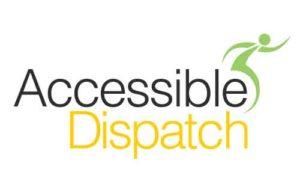 Accessible Dispatch logo